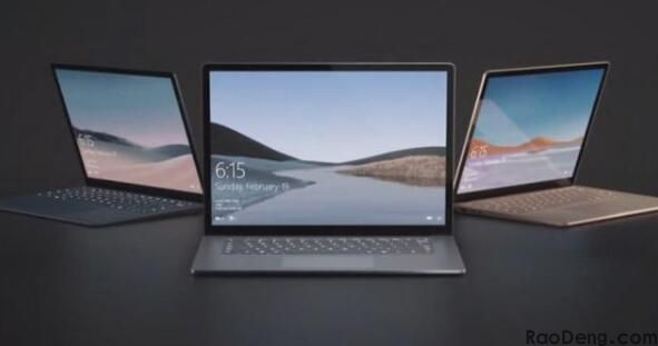 Surface Laptop 3 product line