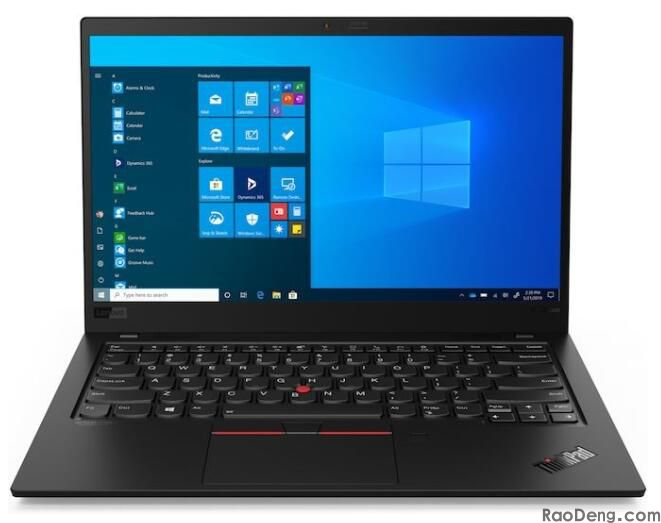 ThinkPad X1 Carbon / Yoga 2020