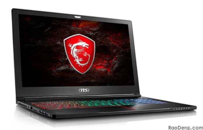 MSI notebook performance review